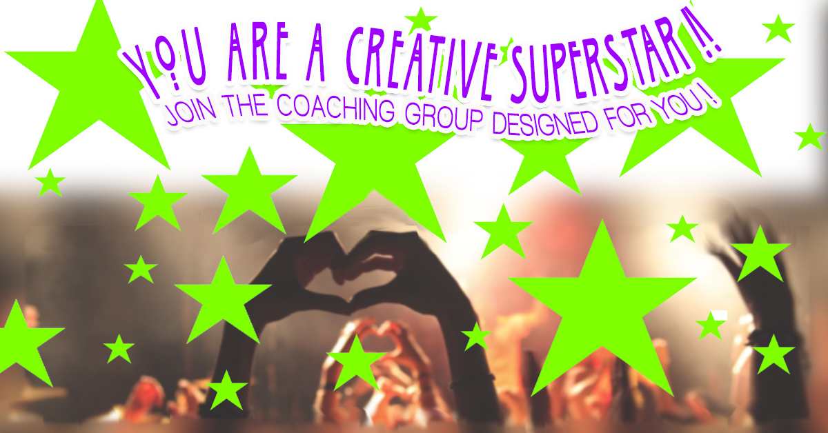 Creative Visions Rising SuperStar Membership