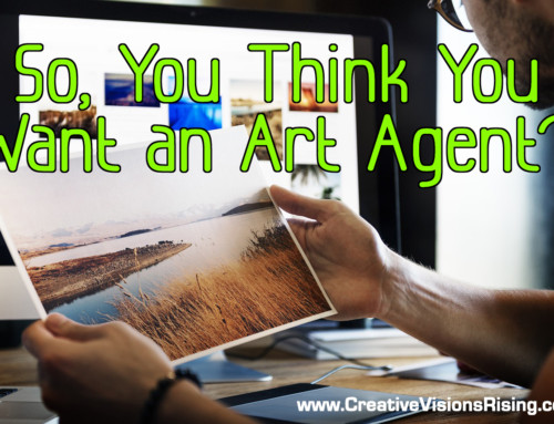 Is it Time for an Art Agent or Representative?